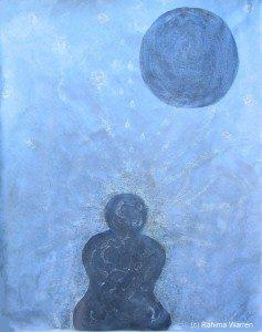 Radiant Stillness by Rahima Warren