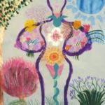 Flower Goddess 1999